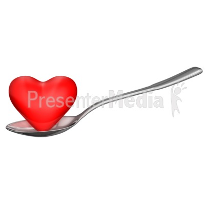 Heart Healthy Eating Presentation clipart