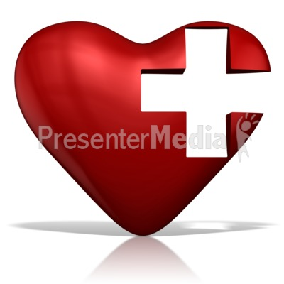 Medical Heart Presentation clipart