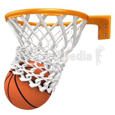 Basketball Score Presentation clipart