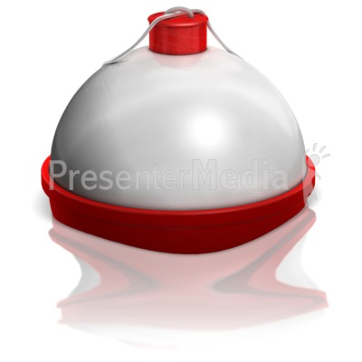 Float Fishing Bobber Presentation clipart