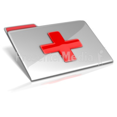 Medical File Presentation clipart