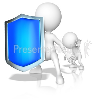 Protecting Your Young Presentation clipart