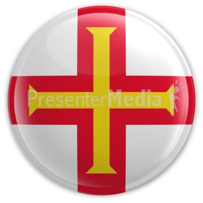 Guernsey Badge Presentation clipart
