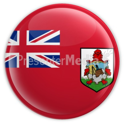 Bermuda Badge Presentation clipart