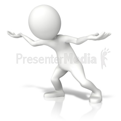 Carrying Something Heavy Presentation clipart