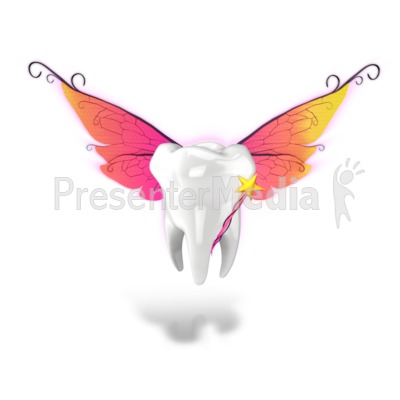 Tooth Fairy Presentation clipart
