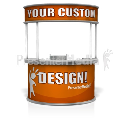 Help Desk Custom Presentation clipart