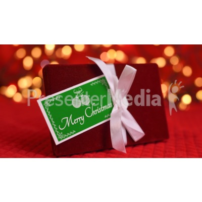 Red Velvet Gift Custom Presentation clipart