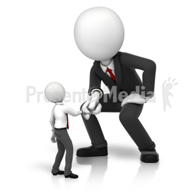The Little People Count Presentation clipart