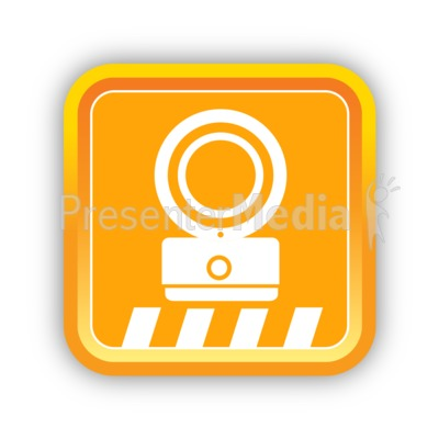 Construction Safety Light Presentation clipart