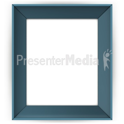 Picture Colored Frame Presentation clipart
