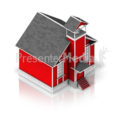 School House Presentation clipart