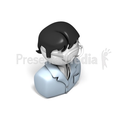 Lab Technician Presentation clipart