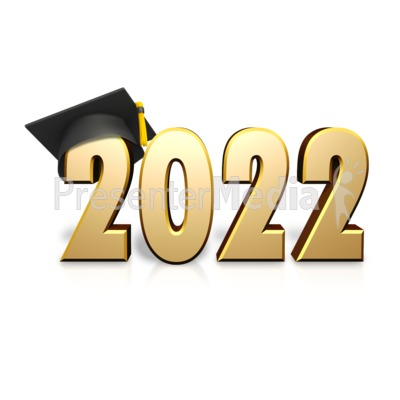 Custom Text Graduation Presentation clipart