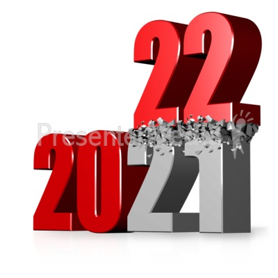 Year Crush Year Presentation clipart