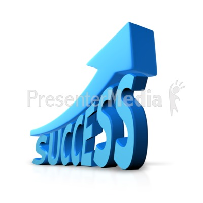Custom Word Growth Presentation clipart