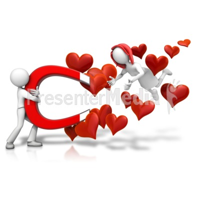 Love Attraction Female Presentation clipart