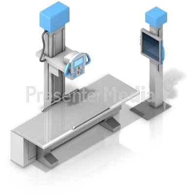 X Ray Machine Isometric Presentation Clipart Great Clipart For
