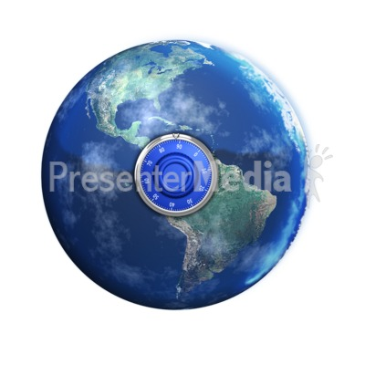 Keep the Earth Safe Presentation clipart
