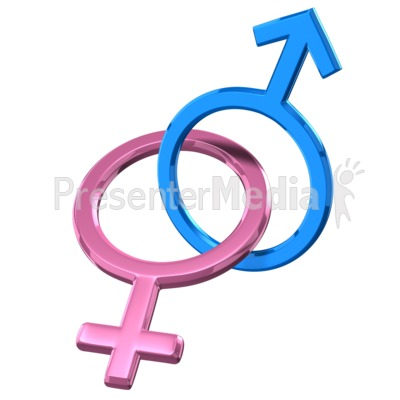 Gender Symbol Connected Signs And Symbols Great Clipart For