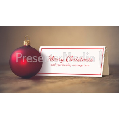 Ornament Sign Presentation clipart