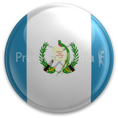 Badge of Guatemala Presentation clipart