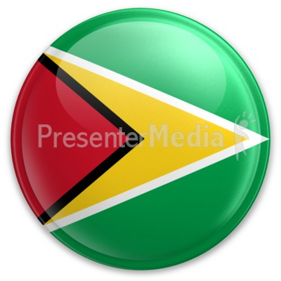 Badge of Guyana Presentation clipart