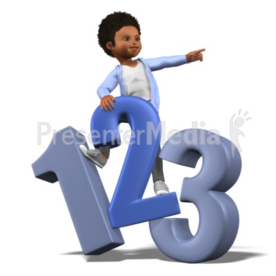 Chloe Number Search Presentation clipart