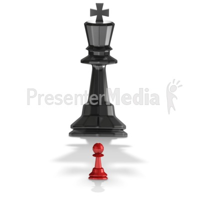 Little Pawn Presentation clipart
