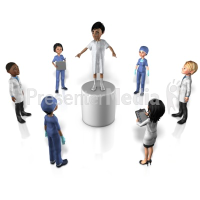 Patient Driven Presentation clipart