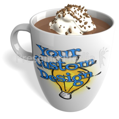 Hot Chocolate Custom Presentation clipart
