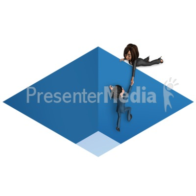Save The Person Pit Presentation clipart