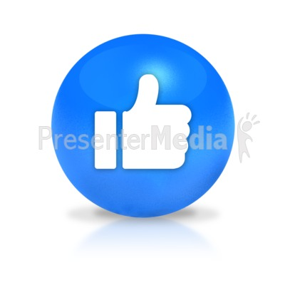 Sphere Like Presentation clipart