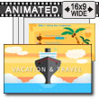 Vacation Travel PowerPoint Template