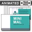 Minimal Design PowerPoint Template