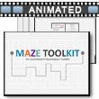 Maze Toolkit PowerPoint Template