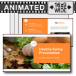 Healthy Eating Nutrition Template for PowerPoint PowerPoint Template