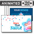 Stars That Smile PowerPoint Template